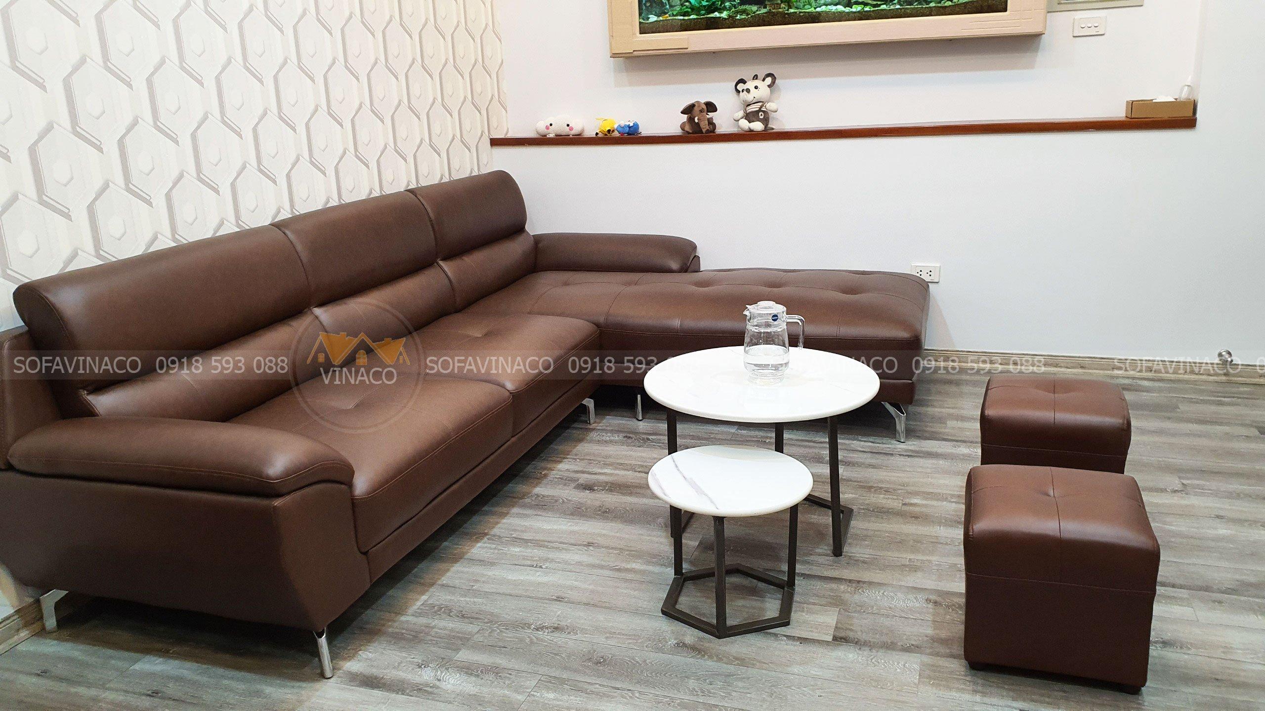 Bọc ghế sofa da uy tín chất lượng tại Hà Nội