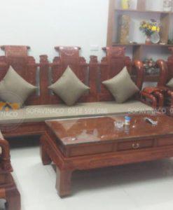 Bộ đệm ghế Tần Thủy Hoàng tại Đại Mỗ