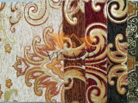 Các màu sắc hoa văn của mẫu vải tân cổ điển H31