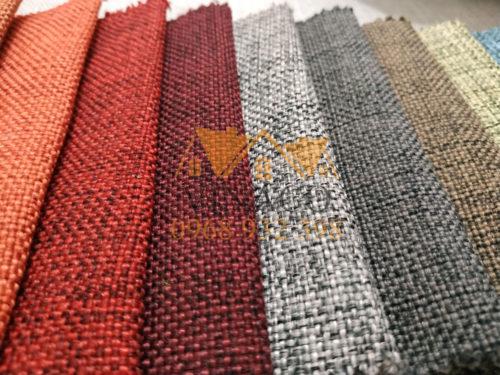 Mặt vải thô chuyên dùng bọc sofa H28