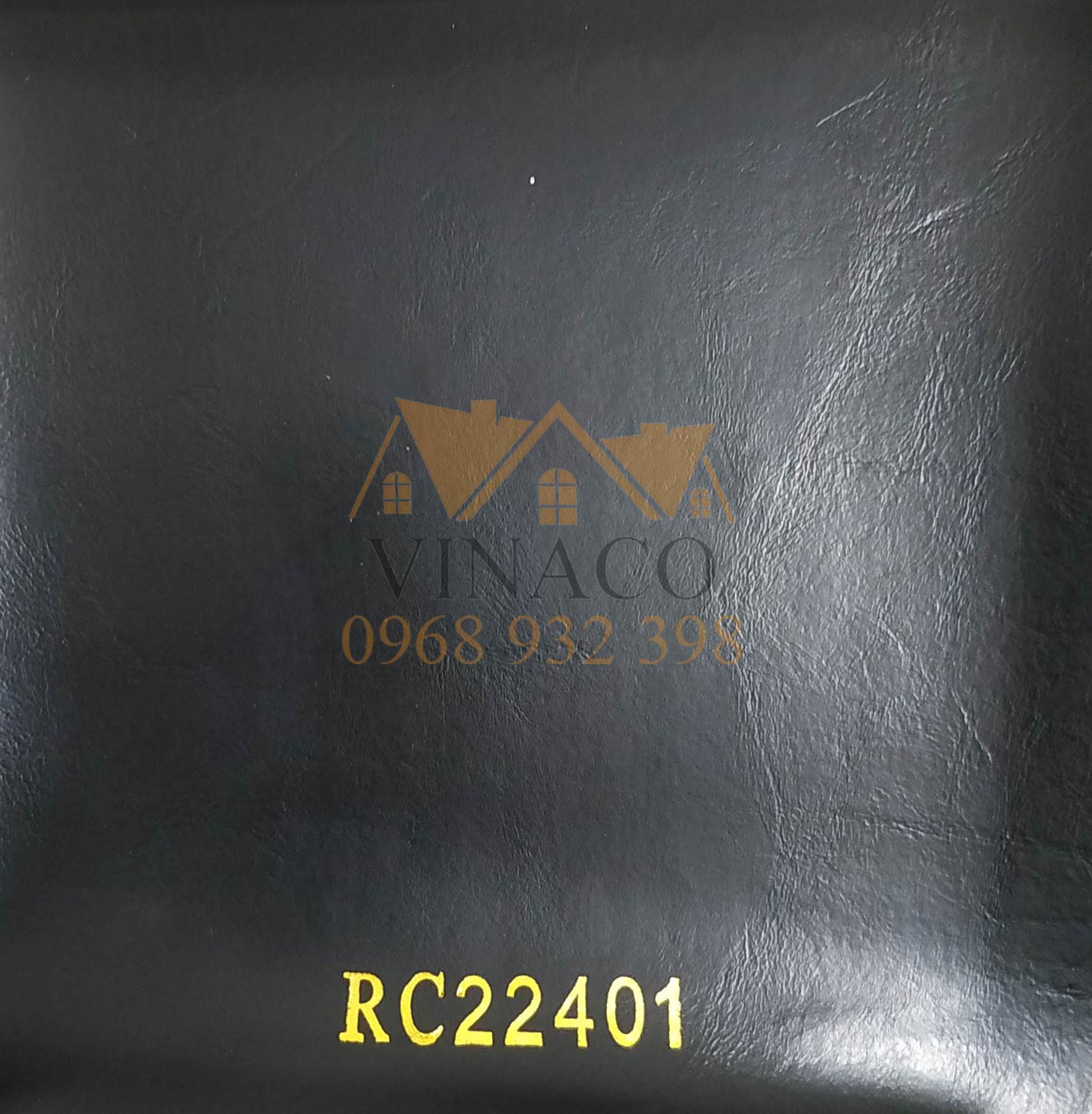 Mẫu da RC giá rẻ chuyên dùng cho sofa