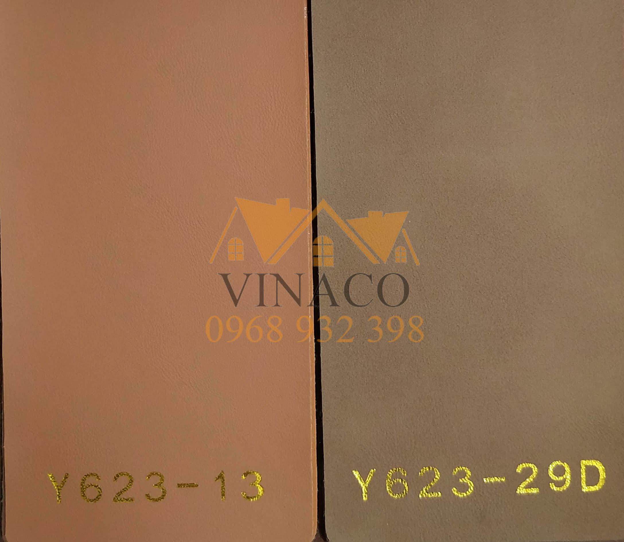Bọc ghế sofa da tại Vinaco bằng mẫu da này