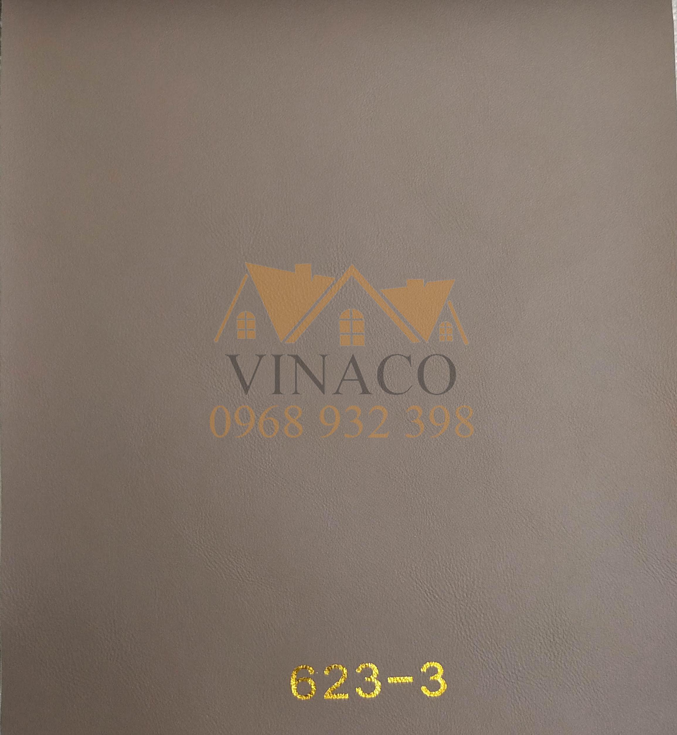 Các màu sắc có sẵn của mẫu da công nghiệp Gaur Skin chuyển dùng cho ghế sofa da