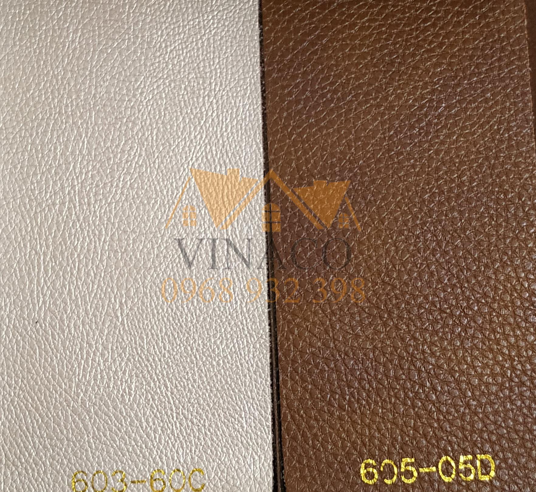Tự chọn da cho ghế sofa nhà bạn cùng Vinaco