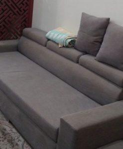Bộ ghế sofa cũ của anh Cường ở Khương Trung, Thanh Xuân
