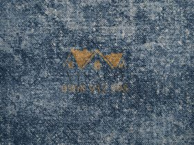 Đây là những mẫu vải được dệt kết hợp màu sắc độc đáo