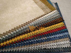 Mẫu vải Oxford với rất nhiều màu sắc khác nhau