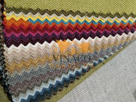 Mẫu vải sofa mã BA-03 có nhiều màu sắc