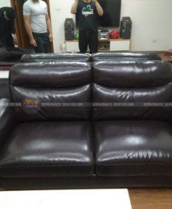 công trình bọc ghế thành công của Vinaco