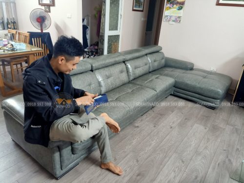 Sự hài lòng của khách hàng với dịch vụ bọc ghế Vinaco