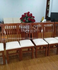 đệm ghế da trắng tại quận Cầu Giấy