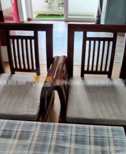 bộ đệm ghế bền đẹp cho khách