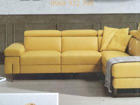 Quyển da Cleo 1.0 mới chuyển dùng cho ghế sofa