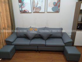 Nên lựa chọn bọc ghế sofa/chất liệu da tốt, uy tín ở đâu?