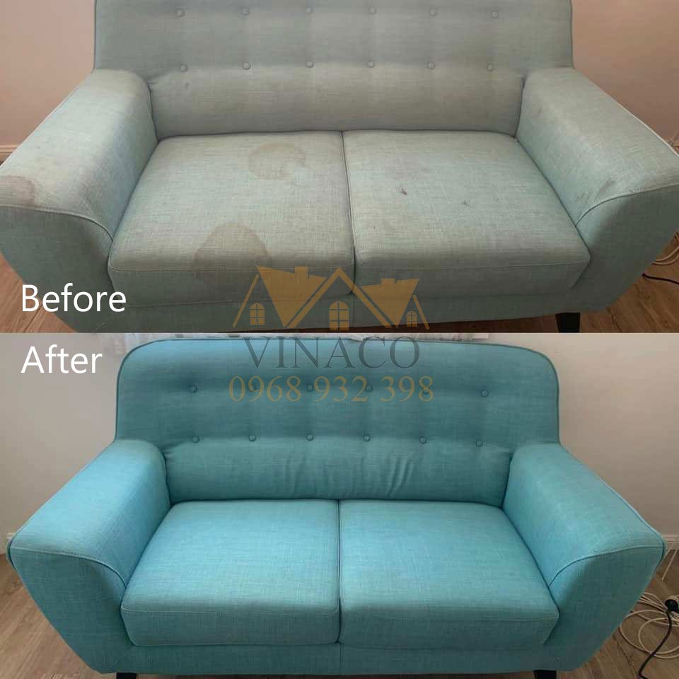 Giặt ghế sofa giúp cho ghế luôn sạch sẽ