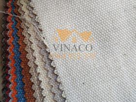 Các màu sắc của mẫu vải thô HA-8864