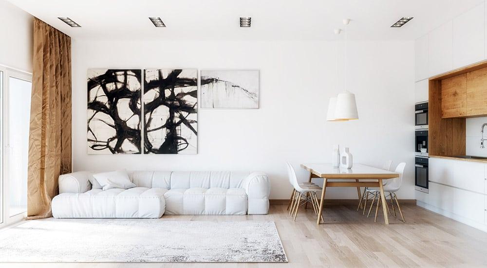 Sự kết hợp hoàn hảo với các món đồ nội thất