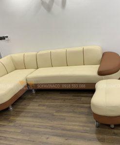 Bộ ghế sofa đã được thay đổi tại Ngụy Như Kon Tum