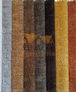 Các màu sẵn có của mẫu vải nỉ N75